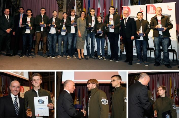 Gewinner ECSC 2014