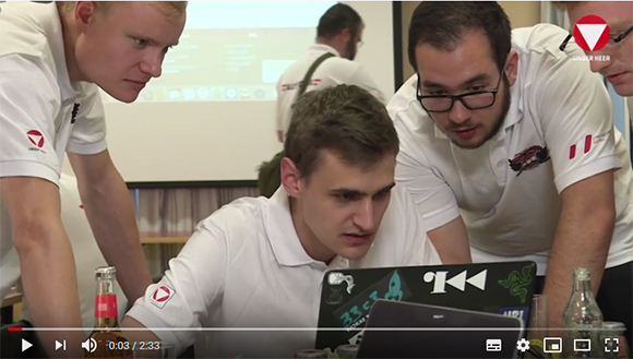 Austria Cyber Security Challenge 2020