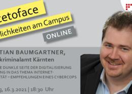 Christian Baumgartner - Experte für Internetkriminalität